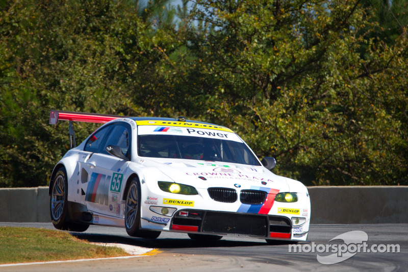 BMW Team RLL Finish third and fourth at Petit Le Mans