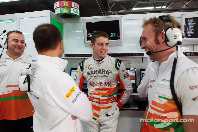 Di Resta hints at Force India stay