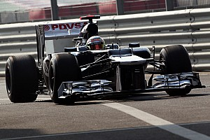 Formula 1 Practice report A couple of very productive sessions for Williams at Buddh Circuit