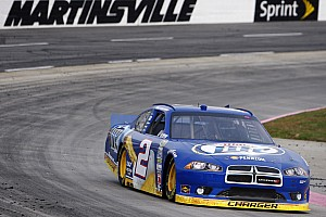 NASCAR Sprint Cup Race report Keselowski top Dodge at Martinsville
