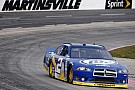Keselowski top Dodge at Martinsville