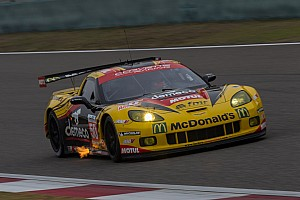 WEC Race report Shanghai victory sees Larbre Competition crowned GTE Am world champions