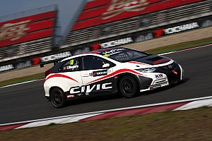 Tiago Monteiro gives Honda a 7th place in Shanghai