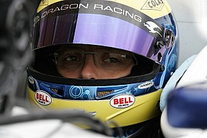 IndyCar Breaking news Bourdais sticks with Dragon Racing for his future racing career