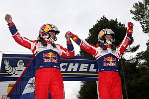 WRC Leg report Nine-time Champion Loeb closes out 2012 with Rally Catalunya victory