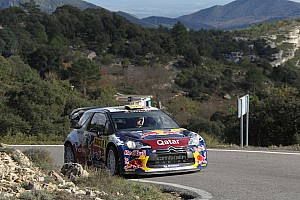 WRC Leg report 2012 season draws to a close in Catalonia for the Citroën Junior team