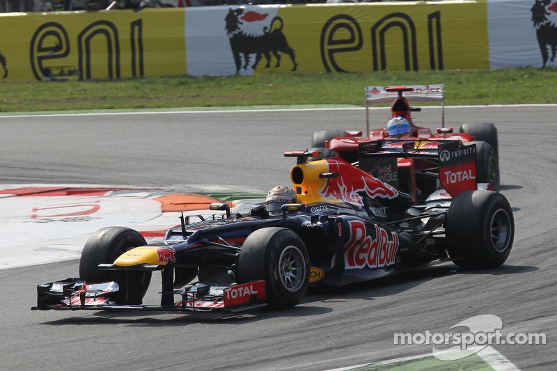 Vettel won't win title in Austin - Danner