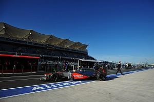 Formula 1 Practice report McLaren perform a solid Friday practice for the US Grand Prix