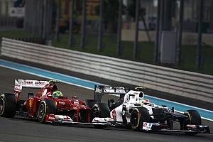 Formula 1 Rumor Ferrari were 'really interested' for 2014 - Perez