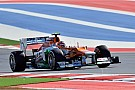 Another top ten result for Sahara Force India - Circuit of The Americas