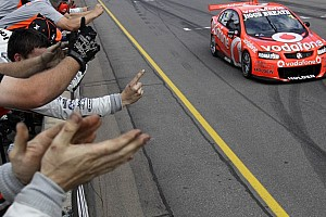 V8 Supercars Breaking news Whincup earns his fourth crown with the 2012 Championship