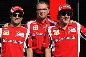 Formula 1 Rumor Paddock figures back Ferrari's gearbox penalty 'trick'