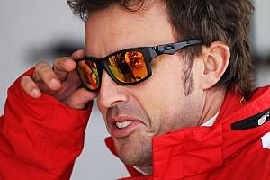 Formula 1 Breaking news Ferrari clamp down on Alonso's social media