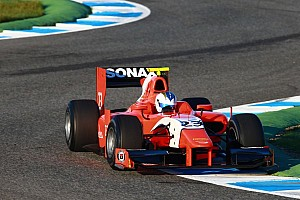 GP2 Testing report Cecotto finishes on top in Jerez to wrap-up 2012 post-season testing