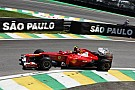 No surprises for Ferrari with qualifying results at Interlagos