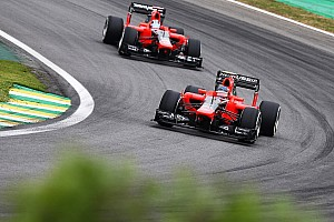 Formula 1 Race report A cruel end at Interlagos to a gripping season finale for Marussia