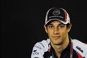 Formula 1 Breaking news Senna not angry about Bottas news