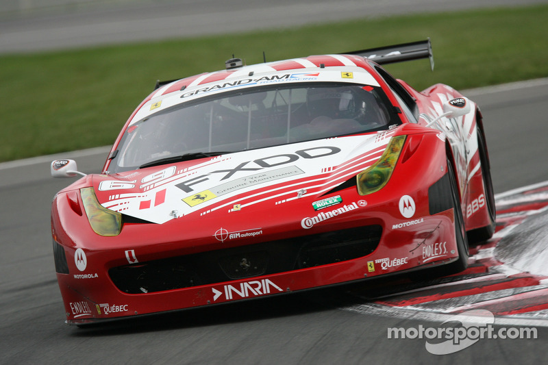 AIM Autosport Team FXDD RACING WITH FERRARI announce 2013 driver lineup