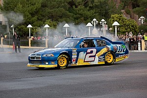 Day 4: Keselowski and fellow Cup drivers enjoyed Vegas week of activities