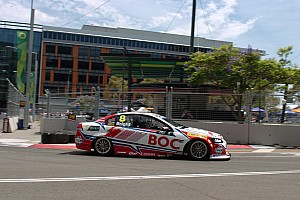 V8 Supercars Race report High cabin temperature saw Bright making mistakes at the Sydney Telstra 500