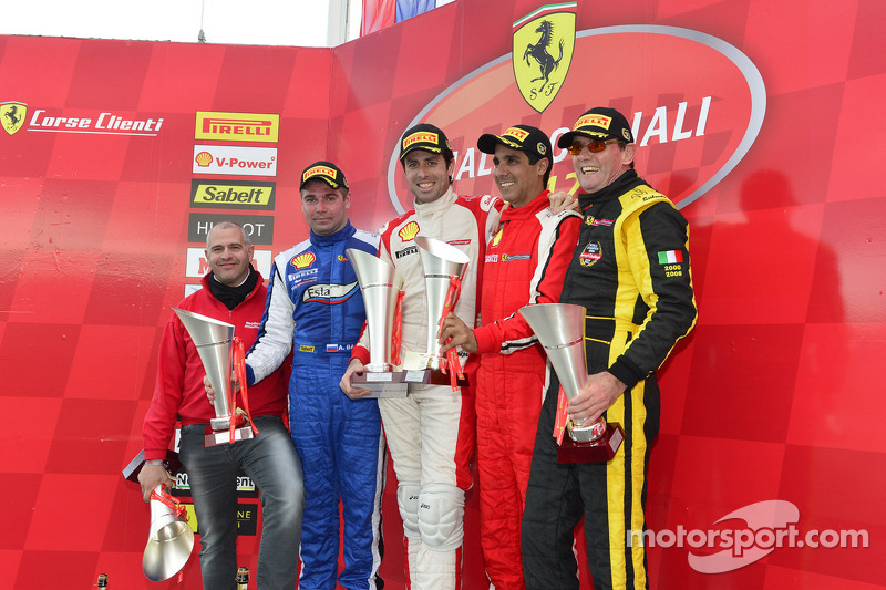 Finali Mondiali Ferrari champions crowned on day three in Valencia
