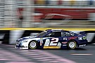 Champion Keselowski takes new Penske Ford out for initial test in Charlotte