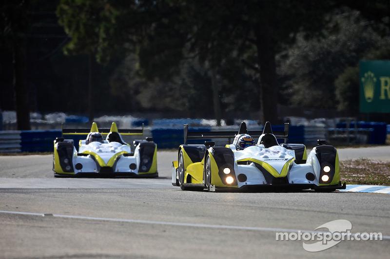 BAR1 Motorsports reports successful days of testing at Sebring