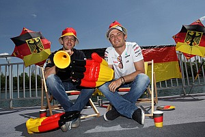 Formula 1 Breaking news Nurburgring and Hockenheim in running for 2013 race