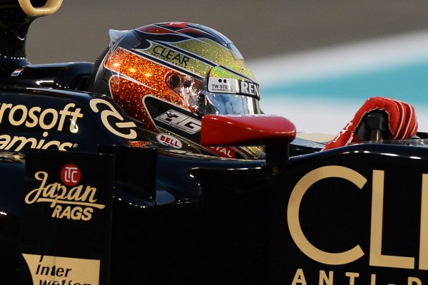 Ticket to ride - Romain Grosjean confirmed for 2013