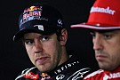 Vettel 'not bothered' some think Alonso better