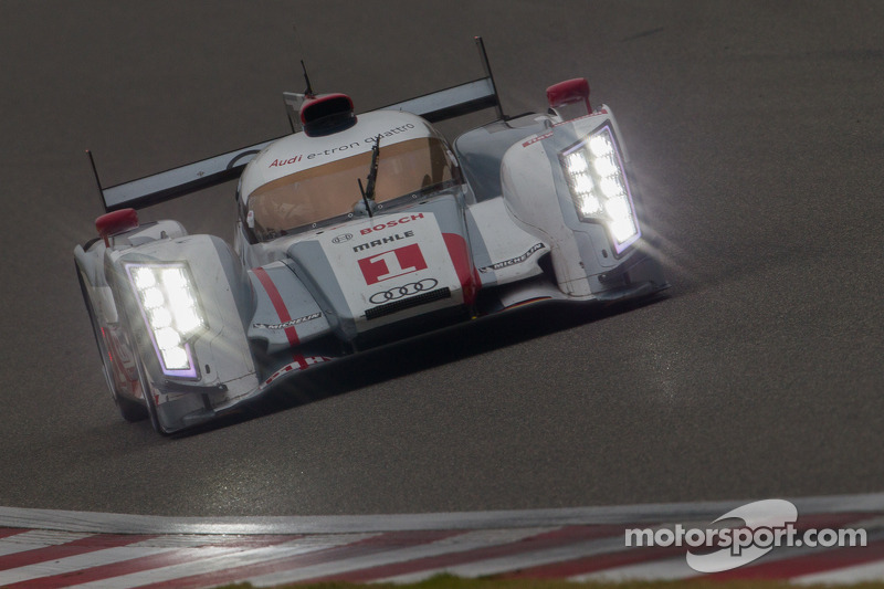 Audi: full speed ahead in championship defense