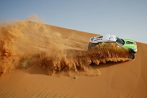 Class titles are wide open for Dakar 2013