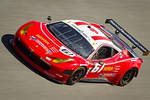 Grand-Am Testing report Jeff Segal completes productive Daytona 24H testing