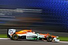 Force India teammate delay surprises di Resta 