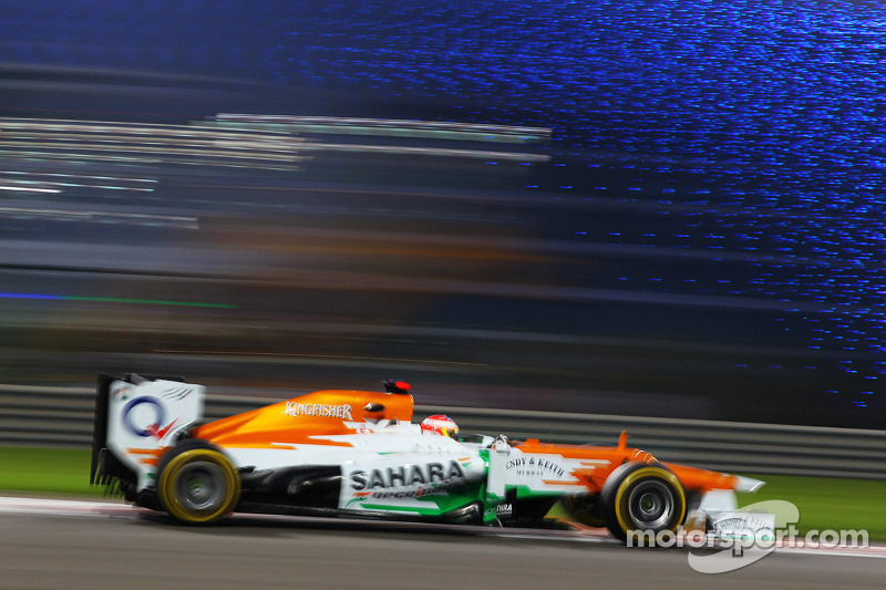 Force India teammate delay surprises di Resta