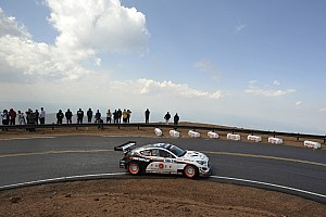 Hillclimb Breaking news Hyundai and Rhys Millen Racing renew Pikes Peak partnership