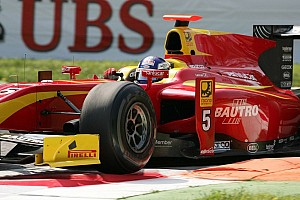 GP2 Breaking news Fabio Leimer and Julián Leal to drive for Racing Engineering