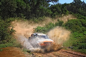 Dakar Stage report G-Force team had fun on stage 11
