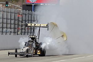 NHRA Breaking news Oildown policy at national events changed for 2013