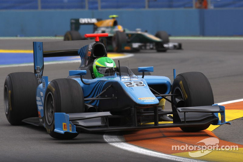 OCEAN will not compete in the 2013 GP2 Championship