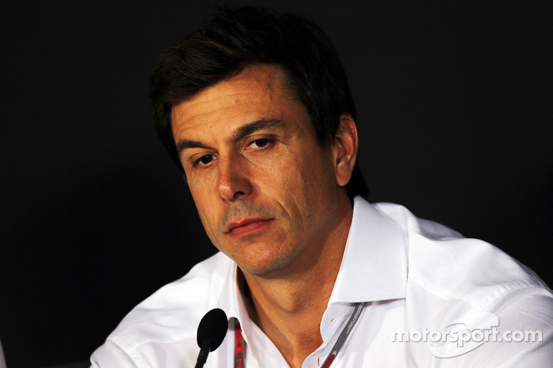 Toto Wolff to leave Williams Grand Prix Holdings PLC