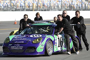 Grand-Am Preview Napleton Racing ready for its Daytona 24H debut