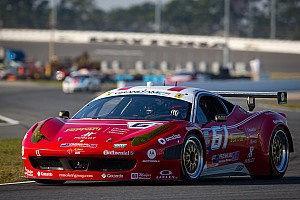Grand-Am Qualifying report AIM Autosport teams FXDD and R.Ferri qualify in top 12 for Daytona 24H