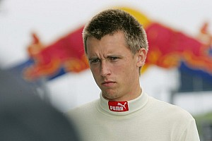 Jimmy Eriksson steps up with GP3 Series move for 2013