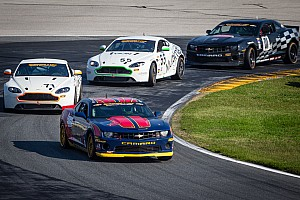 Grand-Am Race report Stevenson Motorsports scores sixth on SCC opening at Daytona