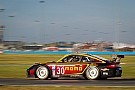 GT front runner crashes Sunday morning in Rolex 24 at Daytona