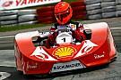 Schumacher to race karts in 2013