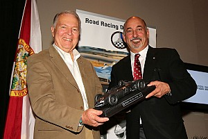 Peter Brock honored with RRDC's 2013 Phil Hill Award