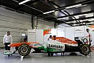 Force India's VJM06 technical aspects