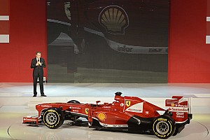 "Domenicali: ""We want to give Fernando and Felipe a competitive car"""